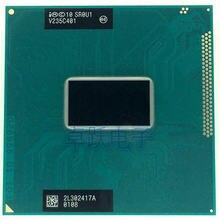 Processador Intel Pentium Dual-Core Mobile, processador cpu, 2020M 2.4GHz L3 2M, soquete G2/rPGA988B, peças dispersas SR0U1