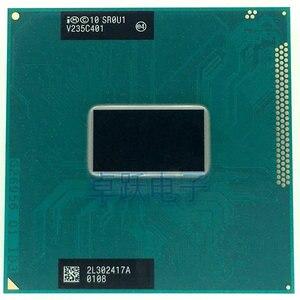 Original Intel Pentium Dual-Core Mobile cpu processor 2020M 2.4GHz L3 2M Socket G2 / rPGA988B scrattered pieces SR0U1