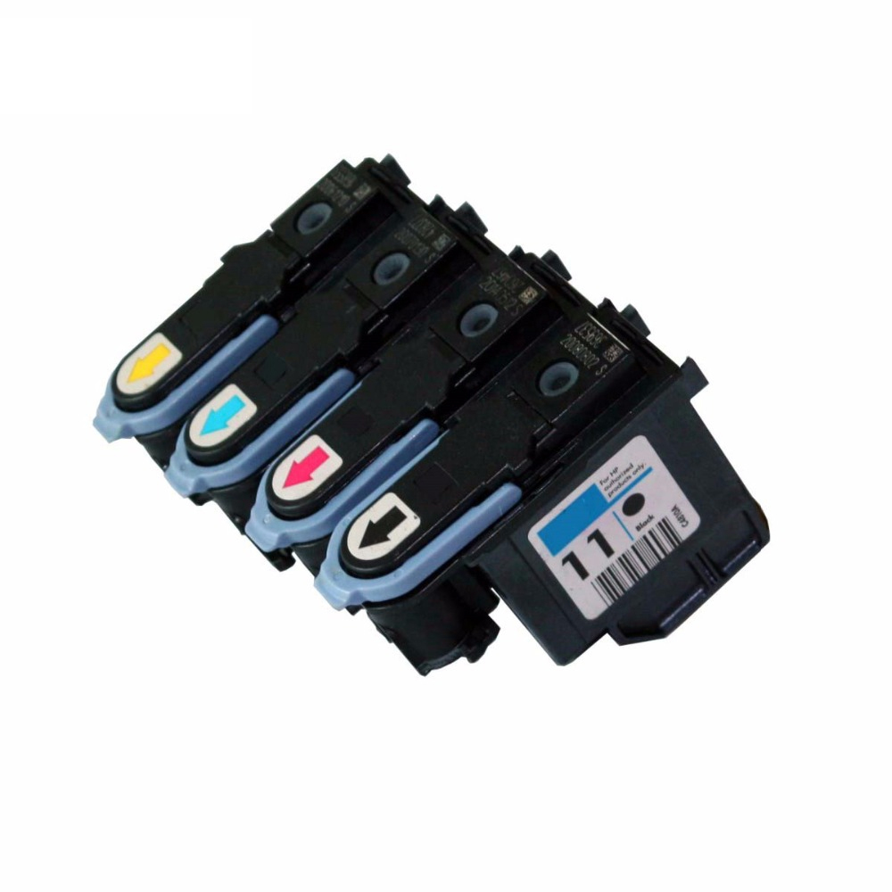 Vilaxh Printhead11 For Hp11 Print Head 11 C4810 C4811 C4812 C4813 For Hp Designjet 500 500ps 510 800 800PS Printheads C4810
