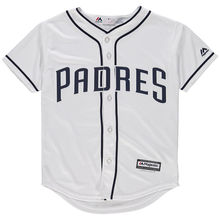 961f9ef83 MLB Toddler San Diego Padres Baseball White Home Official Cool Base Team  Jersey