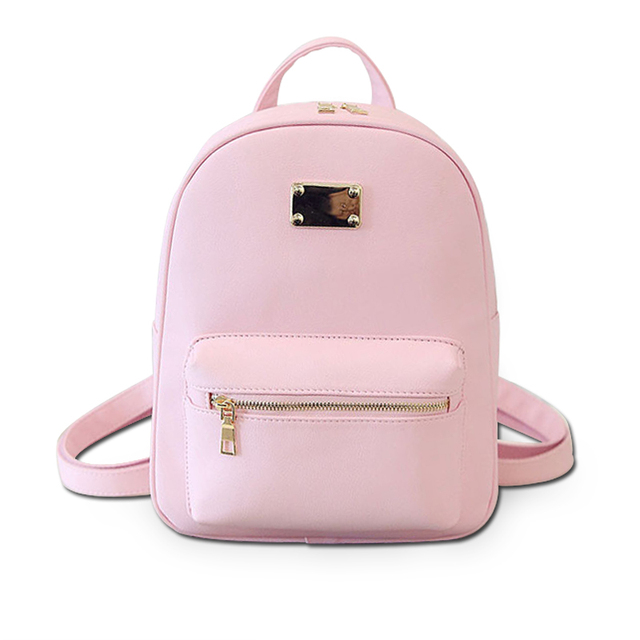 mini backpacks for girls Fashion Woman Mini Backpacks for school bags ladies female  mini backpacks for girls