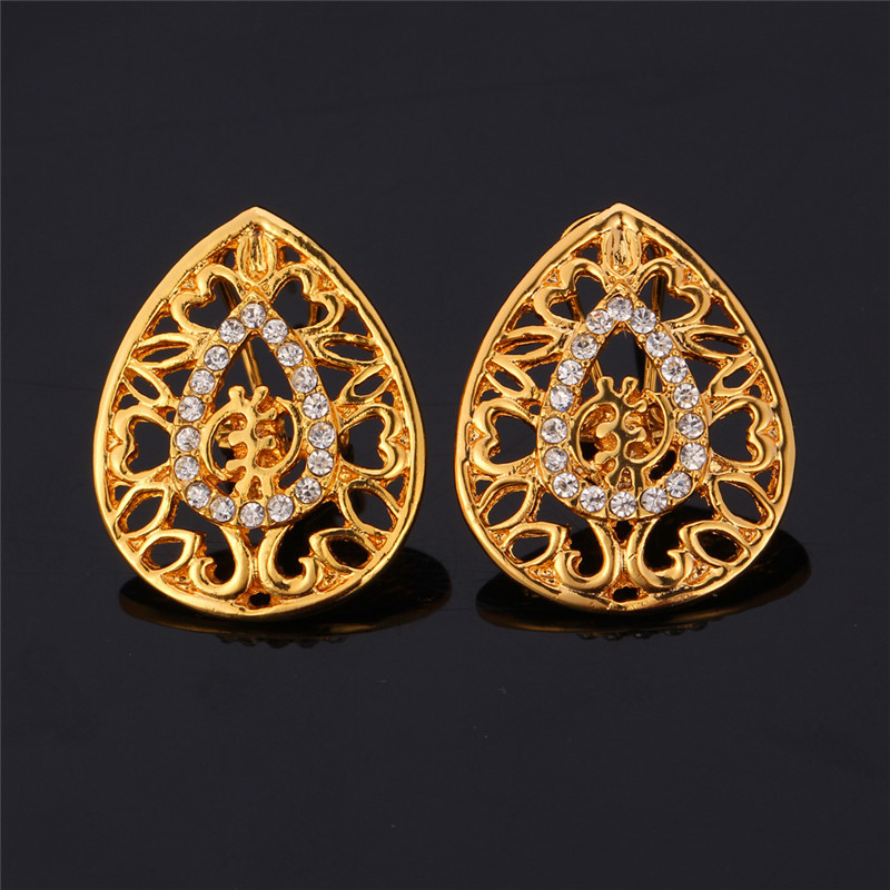 Famous Gold Earrings Old Designs Contemporary - Jewelry Collection ...