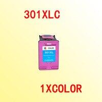 1x For Hp301 Black Ink Cartridge For Hp 301 301xl Compatible For Deskjet 1000 1050 2000