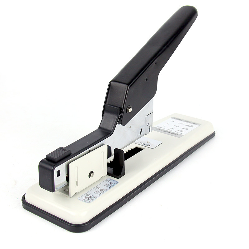 Newest Heavy Type Metal Stapler Book Binding Stapling 100 Sheet Capacity For School Stationery Office Home Accessories
