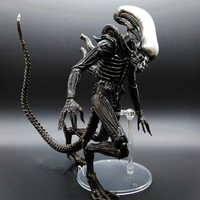 1pc Alien vs Predator Mixed human AVP ABS 23cm Action Figure Model Collectie kids toy MOVIE Film Brinquedos opp BAG