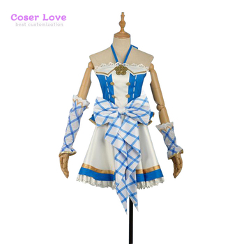 Granblue Fantasy Lyria Cosplay Carnaval Costume Halloween Christmas Costume