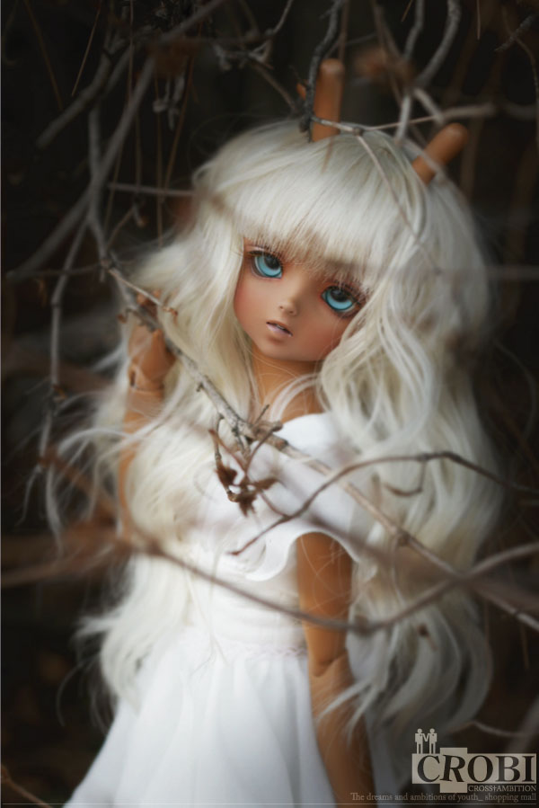 Resin dolls BJD SD doll doll 1/4 Crobi Marisol CB deer doll children gift Free shipping handmade chinese ancient doll tang beauty princess pingyang 1 6 bjd dolls 12 jointed doll toy for girl christmas gift brinquedo