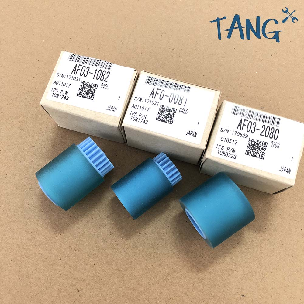 10SET AF032080 AF031082 AF030081 Pickup Roller With Hub forRicoh Aficio 1075 2075 8000 7500 6001 9001