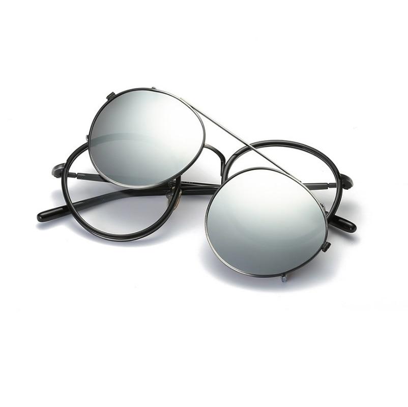 Breite 134 Neue männer spiegel rahmen gläser magnetische clip auf ...