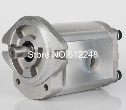 Hydraulic oil pump high pressure gear pump high pressure oil pump HGP-3A-F23RHydraulic oil pump high pressure gear pump high pressure oil pump HGP-3A-F23R
