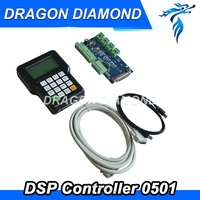 RichAuto 0501 DSP Controller for CNC Router CNC Engraver DSP Handle English Version