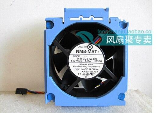Новый оригинальный НМБ T300JY927 JY723 3615ML-04W-Б-76 вентилятор шасси сервер