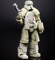 1/18 Star Wars figures 3.75'' Range Trooper movable doll Free shipping