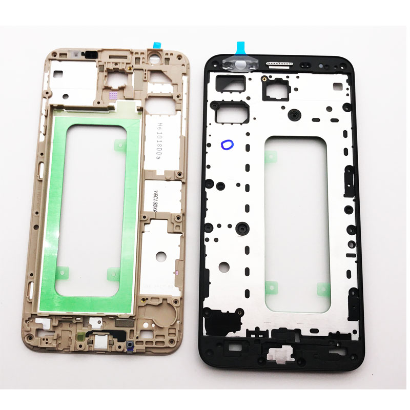Front Housing Frame For Samsung Galaxy J7 Prime / On7 (2016) G610 Replacement Part