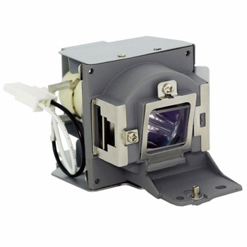 Replacement Projector Lamp with housing 5J.J8E05.001 lamp for BENQ MW821ST Projector