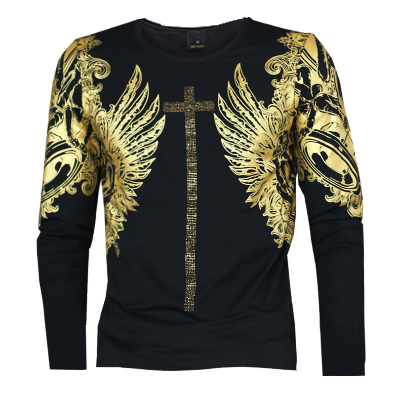 Compare Prices on Black Gold T Shirts- Online Shopping/Buy Low ...