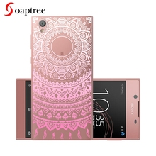 5.5  Silicone Phone Case for Sony Xperia L2 Case Soft TPU for Sony L2 Cover Bumper Funda for Sony Xperia L 2 Coque Transparent anunob 6 5 cover for sony xperia 10 plus case silicone painted funda soft tpu phone case for sony 10plus back cover coque