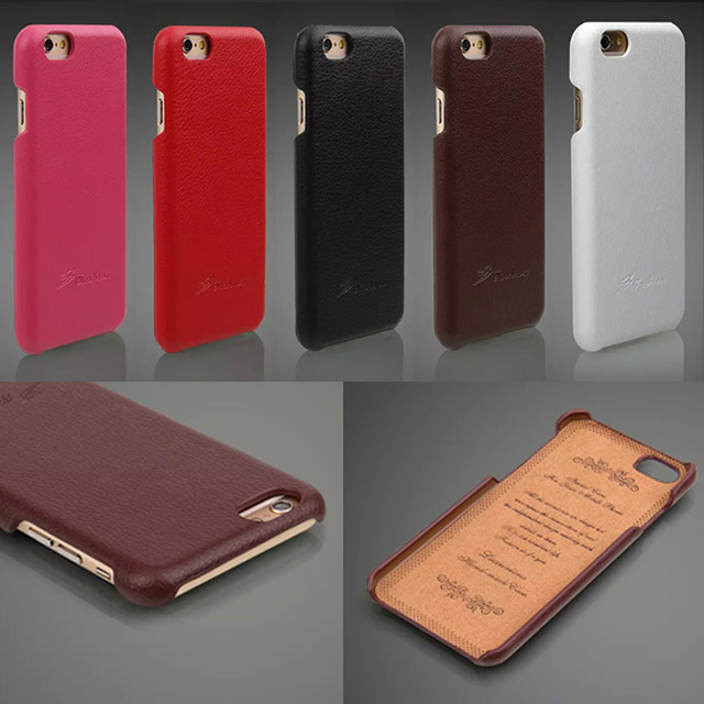 carcasa piel iphone 6