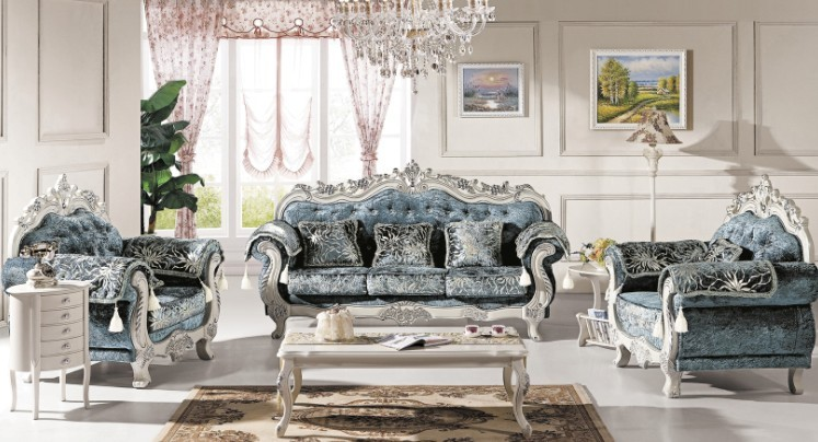 High Quality Modern Germany Living Room Funiture For Fabric Sofa Couch Set 3 2 1 Seater From Foshan Furniture Market In Sofas On
