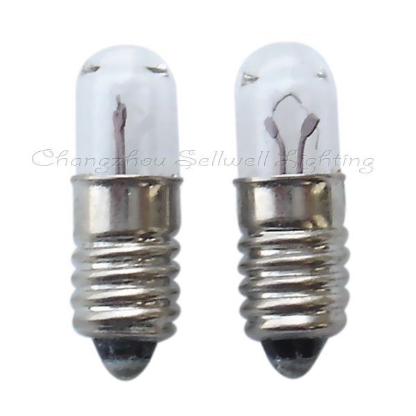 3.8v 1w E5 T4.7x16 New!miniaturre Bulb Light A247