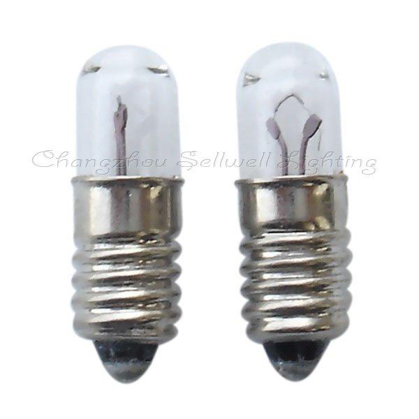 3 8v 1w e5 t4 7x16 novo miniaturre lampada a247