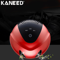 KANEED Car Air Purifier Freshener HEPA Filter Auto Alien Shape Cigarette Lighter Air Purifier Negative Ionic Disinfection DC 12V