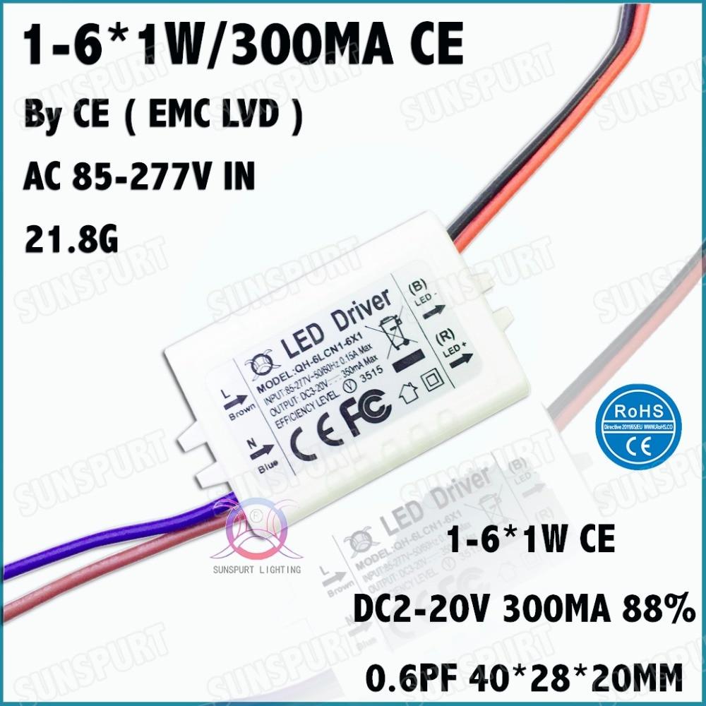 Waterproof output 15-20v 900ma input 100-240v led driver lighting.