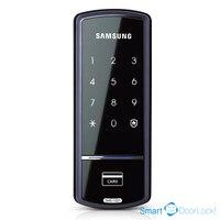 Samsung Smart замка двери shs 1321 английская версия пароль + карта