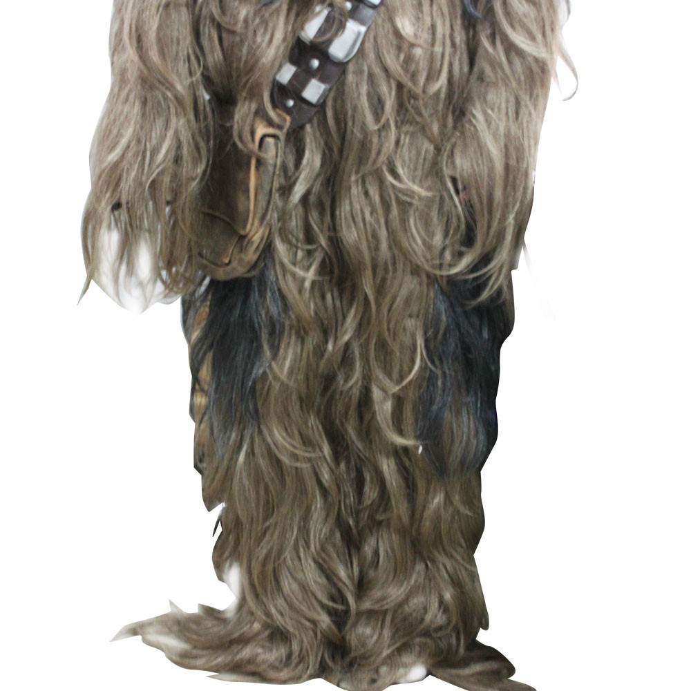 Star Wars 7 Series Cosplay Chewbacca Halloween Suit Costume5
