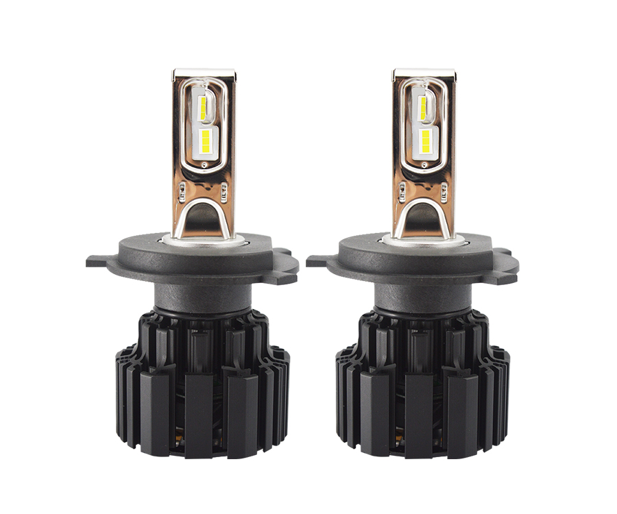 2X Car LED Headlight H4 9005 HB4 H7 Hi-Lo Beam 13600LM Replacement LED Bulb Kit Automotives Lamp Auto Fog light Bulb Car Styling autocare newest led headlight p8 h4 6000k hi lo beam auto bulb 3000k 4000k 5000k yellow white 40w 4000lm replacement car styling