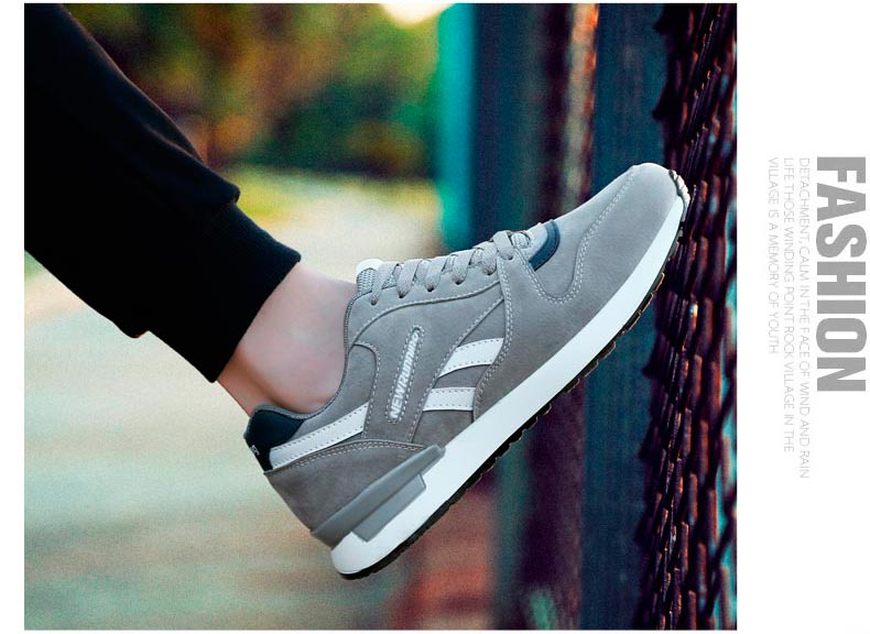 HTB1JgegbEvrK1RjSspcq6zzSXXa7 Valstone Men's leather sneaker Unisex Spring casual Trainers Breathable outdoor walking shoes light weight antiskid Rubber sole