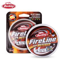 Berkley FireLine 5X10′ Metered 20LBs Smoother Cast Abrasion Low Memory Resistant Saltwater 100yds Ease Use Sinking Fishing Line