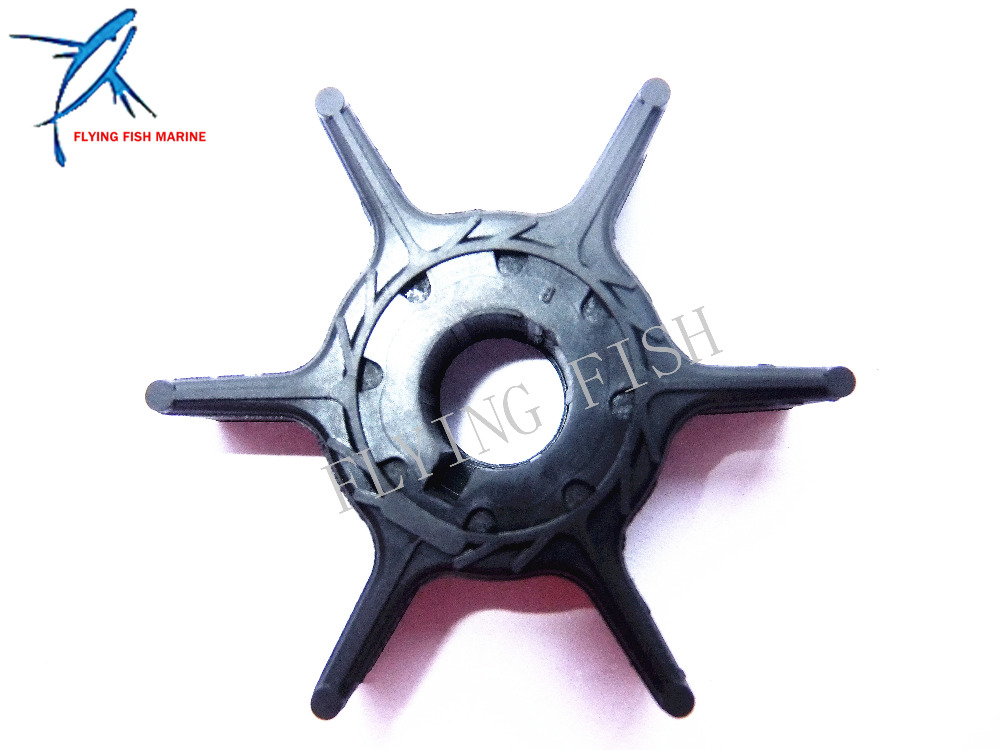 Boat Engine Impeller 68T-44352-00 68T-44352-00-00 18-8910 for Yamaha 9.9HP 8HP 6HP 4 -Stroke Outboard Motors, Free Shipping