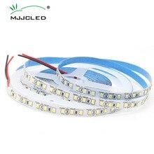 1M 2M 3M 4M 5M LED Strip 2835 120LEDS 240LEDs White Warm Non Waterproof Flexible Light DC12V Decor Lighting