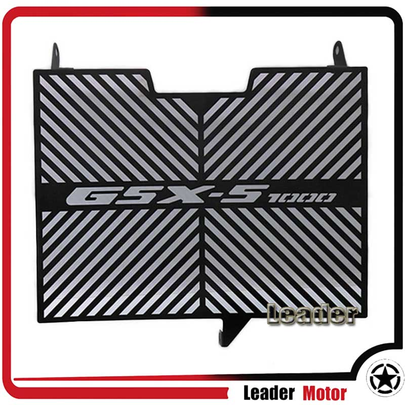 For SUZUKI GSX-S1000 GSX-S 1000 GSX S1000 2015-2016 Motorcycle Accessories Radiator Grille Guard Cover Fuel Tank Protection Net motorcycle radiator grille grill guard cover protector golden for kawasaki zx6r 2009 2010 2011 2012 2013 2014 2015