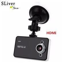 Фотография 2.7 Inch K6000 Car DVR Camera Video Dash Cam Recorder Full HD 1080P Dual LED Night Vision Video Registrator Car Camera #B1237
