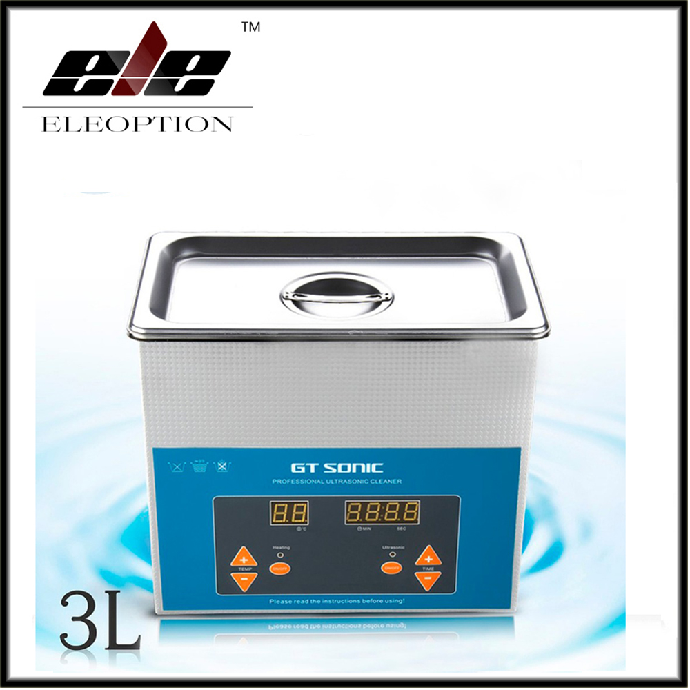 VGT-1730QTD 3L 220/240V Digital Ultrasonic Cleaner Bath For Electronic Components Jewelry Glasses Circuit Board Cleaning Machine
