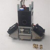 fussor 1.75/3mm Ultimaker 2 Extended 3D printer parts Ultimaker 2+ Extended Olsson block nozzle full hotend kit