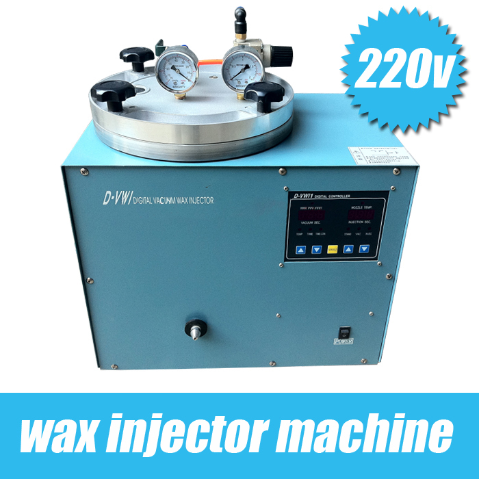 FREE SHIPPING Digital Vacuum Wax Injector 220V Casting equipment / Jewelry Making Tools & Equipment Wholesale & Retail