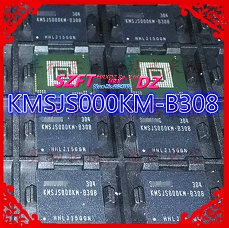 Knowledgeable Szfthrxdz 100% New Original Kmsjs000km-b308 Emmc Bga Lighting Accessories Connectors