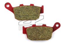 Motorcycle parts Brake Pads Fit HONDA XL 600 VV/VW/VX Transalp 1997-1999 Rear OME NEW Red Ceramic Composite Free shipping