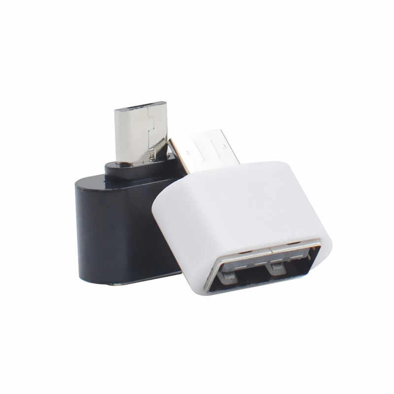 Mini OTG Kabel USB OTG Adapter Micro USB naar USB Converter voor Tablet PC Android Samsung Galaxy S6 S7 Xiaomi HTC SONY LG