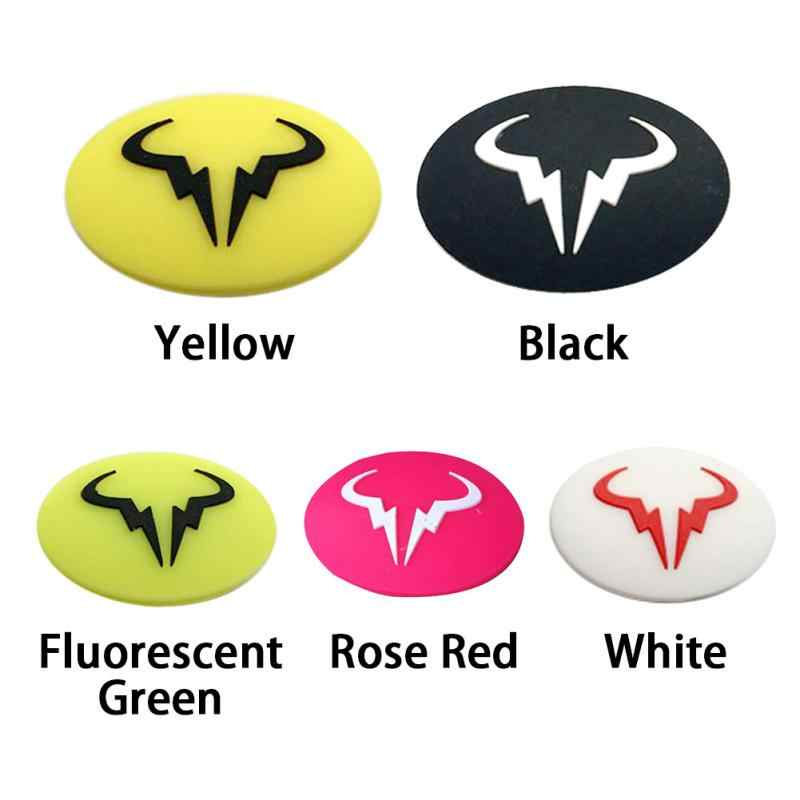 10 Pcs Silicone Durable Tennis Racket Shock Absorber to Reduce Tenis Racquet Vibration Dampeners