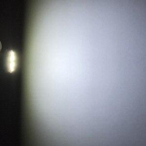 Image 3 - 100pcs AC DC 6V 6.3V T10 555 ללא קוטב 8 SMD 1206 3020 194 168 LED נורות פינבול מכונת לבן אדום כחול ירוק צהוב AC 6V