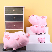 Kawaii 16cm 27cm Gravity Falls Plush Toys Cute Pink Pig Waddles Stuffed Toy Kids Gift