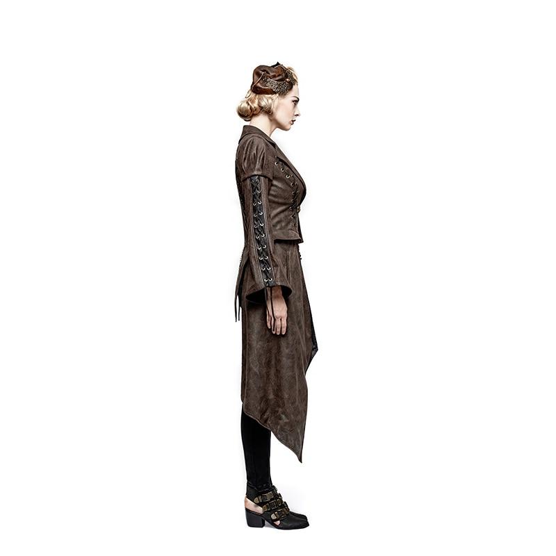 d6fac1e9d7a PUNK-RAVE-Steampunk-Femmes-Asym-trique-Long-Manteau-de-Poussi-re-De-Mode -Corne-Manches-Faux.jpg
