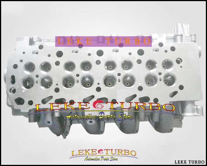 908 519 4D56U Bare Cylinder Head 1005A560 1005B452 1005B453 DOHC 16v 2.5L 05- For Mitsubishi L200 CR Triton Strada Pajero sport ветровики prestige mitsubishi l200 triton strada 99 06