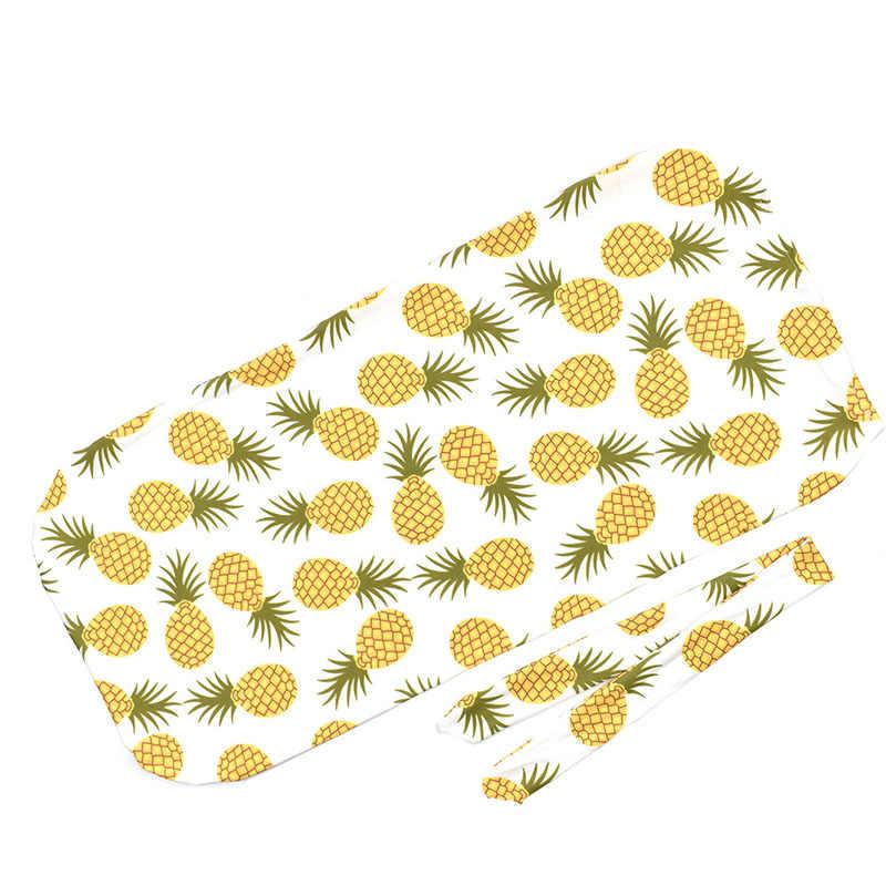 Спальные мешки для малышей 0-12 M Новорожденный ребенок Акула одеяло муслиновая пеленка Пеленальный мешок + шляпа из двух частей крышка Sleepsacks