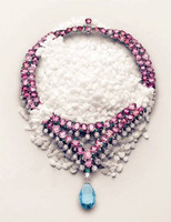 Collares Qi Xuan_Fashion Jewelry_luxury Boutique Wedding party Brand Necklaces_S925 Solid Necklaces_Manufacturer Directly Sales