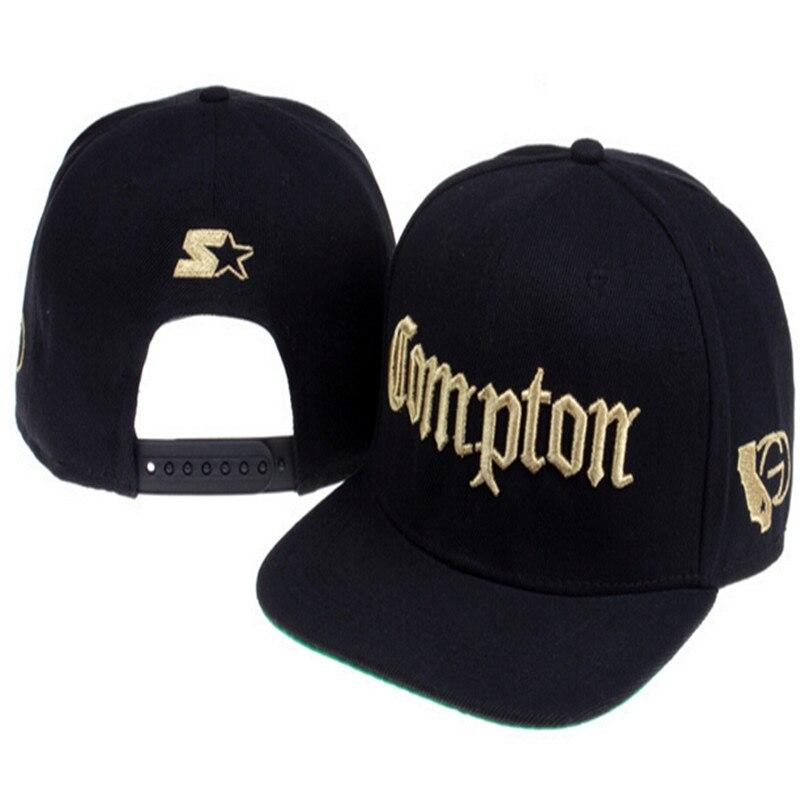 bf335a1cfca36 Oeste playa gangsta ciudad crip N.W.A Eazy E Compton patineta sombreros de  los snapbacks hiphop gorras de béisbol ajustar ala plana snapback en  Disfraces ...